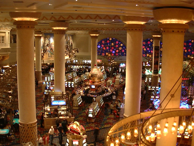which vegas casino are you