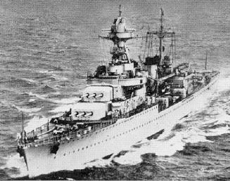 Cruiser Georges-Leygues