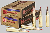 Hornady 6.5mm Creedmoor