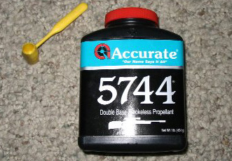 AA 5744 powder