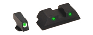 AmeriGlo Operator Tritium Night Sights
