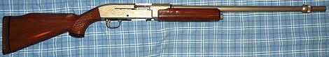 The AR-17 12 gauge Shotgun