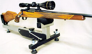 Bench Master Shooting Rest