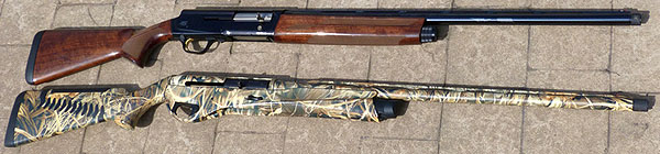 Browning A5 & Benelli Vinch