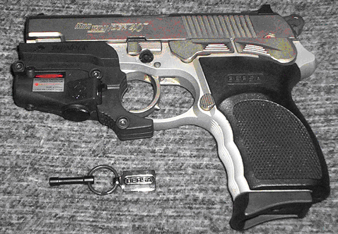 Bersa Thunder Pro UC and HC Pistols
