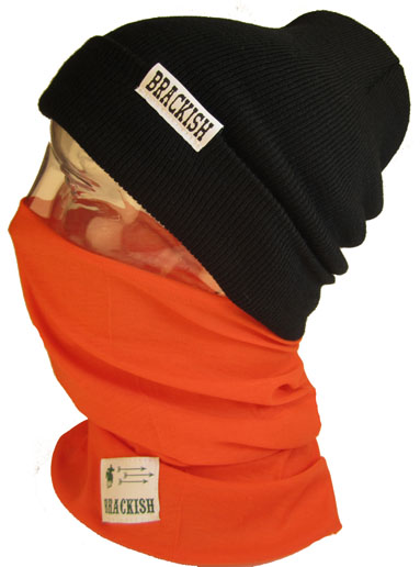 Brackish Beanie and Neck Wrap