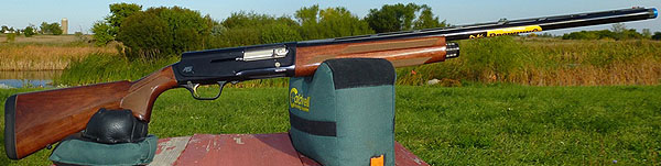 Browning 2012 A5 Hunter