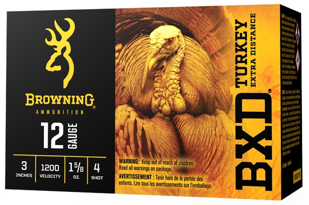 Browning BXD Turkey loads