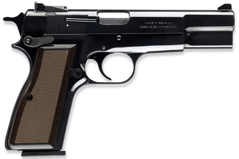 Browning Hi-Power Standard 9x19mm Pistol