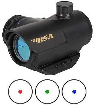 BSA Huntsman Red Dot Sight
