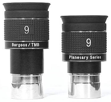 Burgess/TMB Planetary 9mm