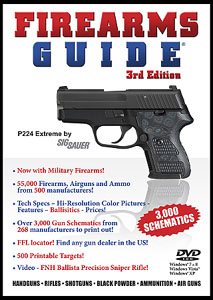 FIREARMS GUIDE 2nd Edition DVD