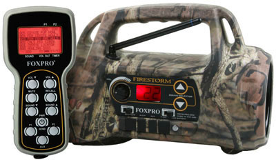 The FOXPRO Firestorm Digital Game Caller