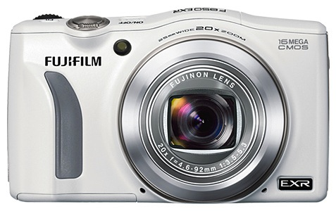FujiFilm FinePix F850EXR Camera