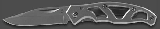 Gerber Mini Paraframe Clip Folding Knife