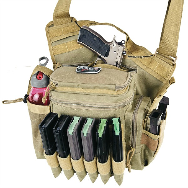 G.P.S. Large Rapid Deployment Pack.