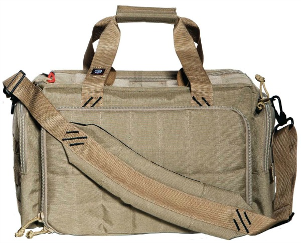 G.P.S. Tactical Range Bag