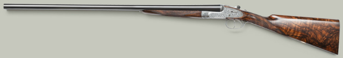 Holland & Holland Royal SxS shotgun