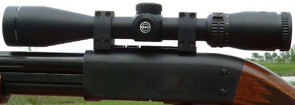 Hawke Optics Panorama EV 3-9x40mm IR Riflescope