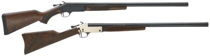 Henry H015 single shot shotguns