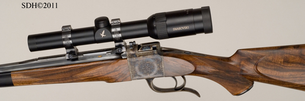 Hughes/Hagn scope and mounts