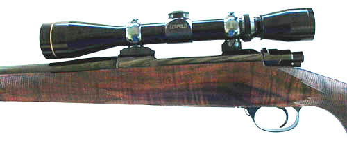 Custom 7x57 hunting rifle by Larry Brace
