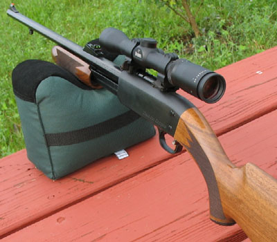 Ithaca Model 37 Deerslayer II Twenty Gauge Slug Gun