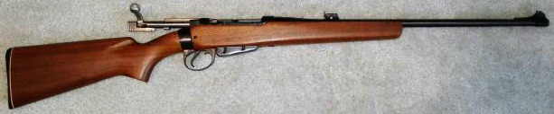 An early 1960s Golden State Lee-Enfield sporter rifle