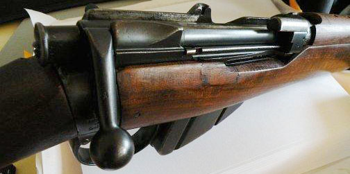 Lee-Enfield No. 1 Mark I*** Rifle