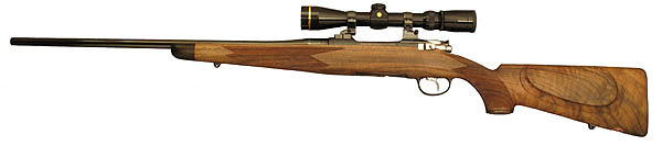 Custom Built Mannlicher-Schoenauer Rifle by Rocky Hays