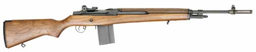 Springfield Armory Standard M1A rifle