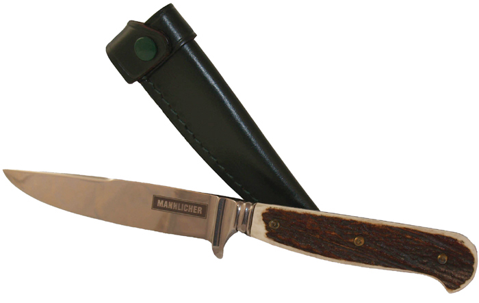 Mannlicher Tradition Hunting Knife