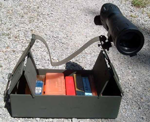 Marksman's Box w/scope