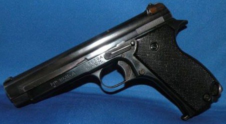French Modele 35A Pistol