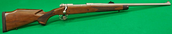 Montana Rifle Company Model 1999 AVR in .375 H&H Mag.
