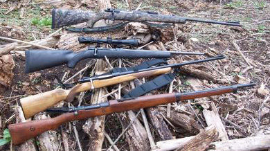 Old Mausers