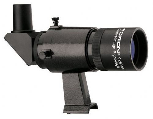 Orion 9x50 Right-Angle Correct-Image Finder Scope