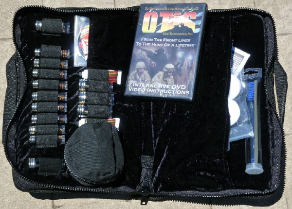 Otis Technology Elite Gun Cleaning System
