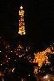 Paris-Las Vegas at night