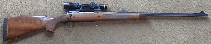 First Dangerous Game Rifle