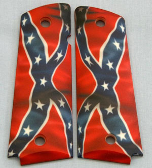 Confederate Flag grips