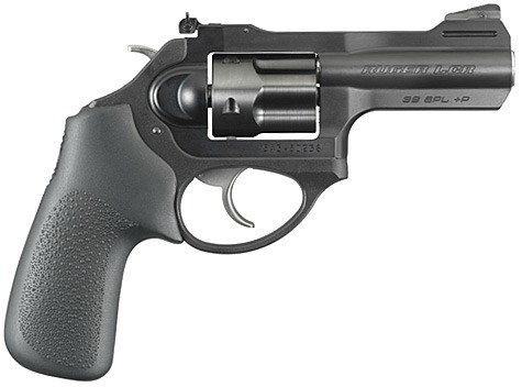 Ruger LCRx .38 Special +P Revolver with 3
