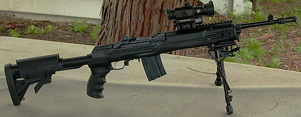 Ruger Mini-14 Tactical w/acc.