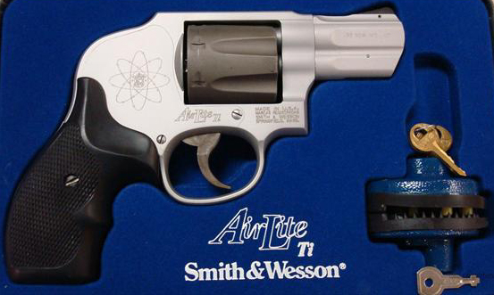 Smith & Wesson Model 242 Revolver