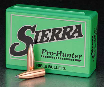 Sierra Hunting Bullets