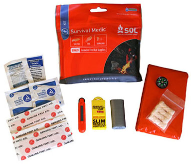 S.O.L. Survival Medic Kit
