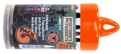 Sportsman's Bench 6 Pack: Gunsmithing In A Tube