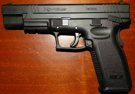Springfield XD Tactical