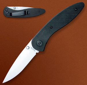 Stone River Gear Ceramic Folding Knife