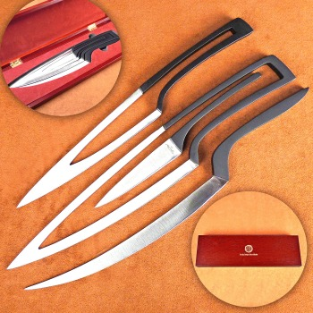 Stone River New Age Stainless Cutlery Set